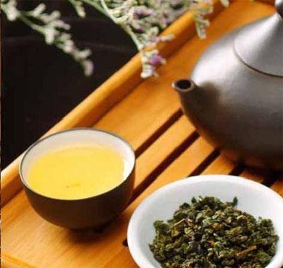 trà ô long để pha trà sữa