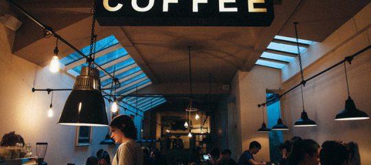 Những sai lầm cần tránh khi kinh doanh cafe.
