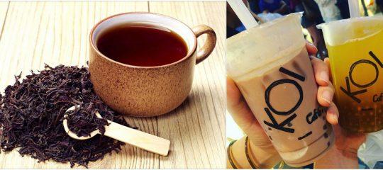 Pha chế trà sữa nên dùng các loại Trà Đài Loan nào?