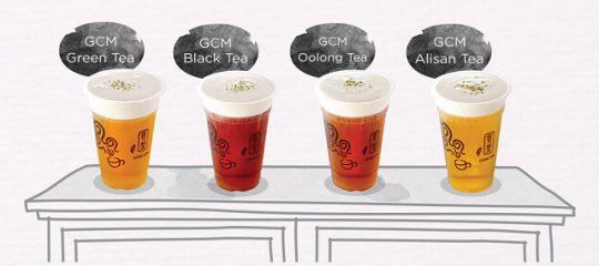 Cách làm Trà sữa Gong Cha milk foam đang làm đên đảo giới trẻ