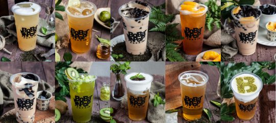 Tuyệt chiêu pha trà sữa trái cây vị ngon hấp dẫn